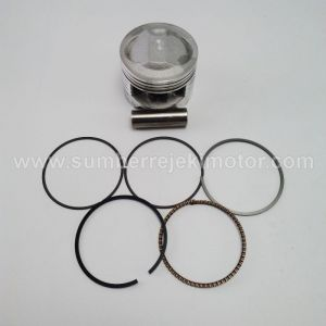 Piston Kit Faito Supra 53,5 pin 13
